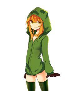 minecraft anime girl mod