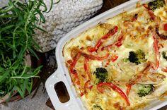 Arvekyllingen med en vri! Vegetable Pizza, Food And Drink, Chicken, Vegetables, Vegetable Recipes, Veggies, Cubs