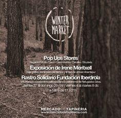 Winter Market solidario en Tapineria - http://www.valenciablog.com/winter-market-solidario-en-tapineria/