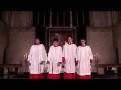 Kings College Choir uses helium Full HD - YouTube