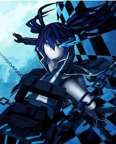 Anime Black Rock Shooter