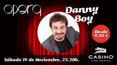 """Danny Boy regresa a Casino Cirsa Valencia con su espectáculo """"La oveja negra"""" - http://www.valenciablog.com/danny-boy-regresa-a-casino-cirsa-valencia-con-su-espectaculo-la-oveja-negra/"""