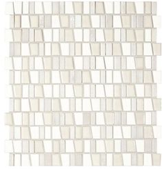 Midpark Cloud Trapezoid Mixed Mosaic Sold Per Sheet, 1 Sqft/ Sheet Midpark Cloud Mosaic is a trapezoid composed of porcelain & stone. The beautiful mix of materials is a perfect statement for a back splash or accent wall.