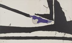 MoMA | The Collection | Robert Motherwell. New England Elegy 2. September 1965-February 1966