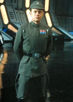 Moff Jerjerrod - Commanding officer of the second Death Star.