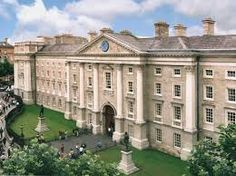 Ireland on a Budget: 5 Free museums in Dublin Trinity College Dublin, Student Dormitory, Scotland Travel, Scotland Trip, Free Museums, Ireland, Tourism, Mansions, House Styles