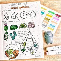 60 How to Doodle Tutorials for Your Bullet Journal - The Thrifty Kiwi Bullet Journal Notes, Bullet Journal Aesthetic, Bullet Journal Ideas Pages, Bullet Journal Assignment Tracker, Doodle Drawings, Easy Drawings, Doodle Art, We Bare Bears, Cute Doodles