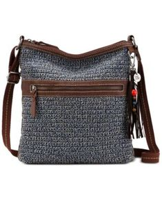 Shop a great selection of The Sak Women's Lucia Crochet Crossbody. Find new offer and Similar products for The Sak Women's Lucia Crochet Crossbody. Crochet Shell Stitch, Bead Crochet, Crochet Handbags, Crochet Purses, Crochet Bags, Crochet Bodies, Crochet Purse Patterns, Cheap Bags, Knitted Bags