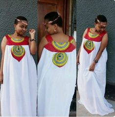 African Print Dresses, African Fashion Dresses, African Dress, Fashion Outfits, African Clothes, African Attire, African Wear, African Inspired Clothing, African Traditional Wedding
