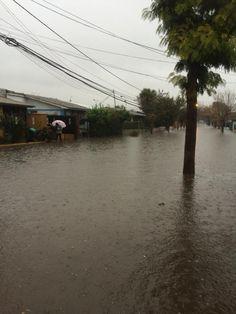 Calle Tte Yavar, Conchalí, 6/8/15