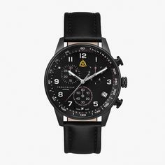 9fd4198cb Aviator Black Amazing Watches, Cute Watches, Vintage Watches, Watches For  Men, Wrist. Trouvaille Watches