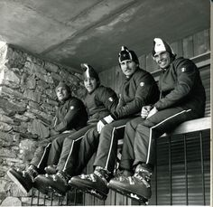 1968 — 1972   Robert Heschung surrounded himself with the best technical advisers and began to focus on the manufacture of competition boots. Recognition of the brand which became the official supplier to the French ski team, winning nine medals on the feet of the French champions at the Grenoble Winter Olympics in 1968. Eight medalsat the Sapporo Winter Olympics in 1972. The brand won the Oscar for export and operates in all of the principle markets (EU / USA / Japan)