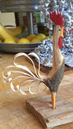 Wood carving #Escultura