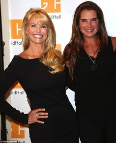 Christie Brinkley (59) and Brooke Shields (48) - More inspiration you can look great after 40!