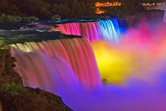 Niagara Falls  10 Stunning Destinations Around The World For Nature Lovers.
