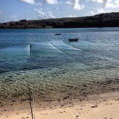 Porthcressa Beach, Isles of Scilly