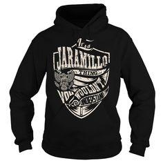 Its a JARAMILLO Thing (Eagle) - Last Name, Surname T-Shirt