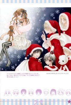 Higuchi Tachibana, Gakuen Alice, Sakura Mikan, Nogi Ruka, Anjo L. Narumi, Andou Tsubasa