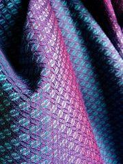 Didymos Purple Facett - Little Zen One - Meine Baby Mode