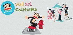 Paul Frank Wall Art