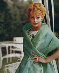 """I'm not funny, what I am is brave."" Lucille Ball"