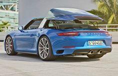 Análise: Porsche 911 Targa 4S