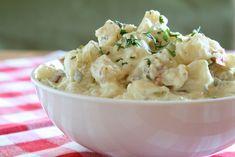 Cheater's Potato Salad