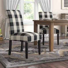 online shopping for Bricker Upholstered Dining Chair (Set from top store. See new offer for Bricker Upholstered Dining Chair (Set Solid Wood Dining Chairs, Dining Chair Set, Dining Room Chairs, Dining Furniture, Side Chairs, Home Furniture, Dinning Table Bench, Bedroom Furniture, Cheap Dining Chairs