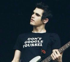 Some words of wisdom from Mikey Way