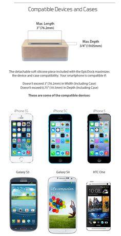 EpicDock - iPhone & Android by Alberto Benito — Kickstarter