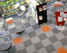 COMMERCIAL VINYL COMPOSITION FLOOR TILE - Congoleum