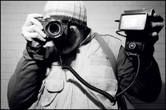 Street photographer Bruce Gilden: Looking at things differently