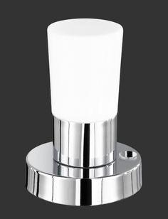 5296 - TRIO - dotyková LED lampa - 150mm - chróm