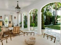Palm Beach Preservation Perfection- The Glam Pad