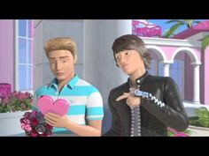 Barbie™ Life in the Dreamhouse -- Playing Heart to Get