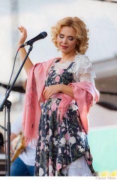 #Style #Пелагея #Dress #Ethno