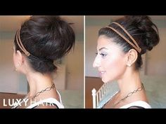 8 super easy bun hairstyles for busy moms
