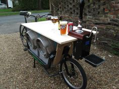 Possibly the best cargo bike I've ever seen.