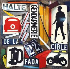Halte Gendarmerie - Fernando COSTA