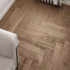 Tile Haven - Tavola Roble Rect 20x114