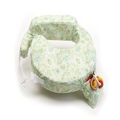 My Brest Friend Nursing Pillow - Green Paisley - Best Price