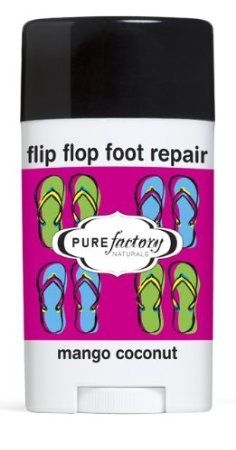 Amazon.com: Flip Flop Foot Repair by PURE Factory - Mango Coconut 2 oz.: Health & Personal Care