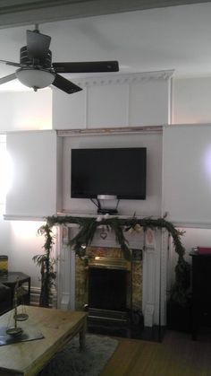 25 Best Hidden Tv Over Fireplace Images In 2017 Fire