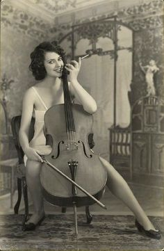 I learned how to play the cello two years ago, and would love to own my own, relearn and start really playing :)