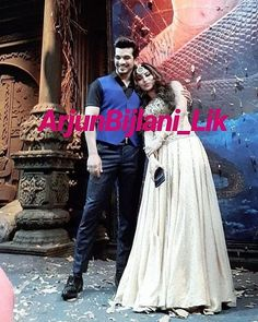 Any caption required?😍😍 Our ArNi😘 @arjunbijlani @imouniroy  #naagin3 . . . . #arni #arjunbijlani #arjunbijlani❤️ #mouni #mouniroy #naagin3🐍…