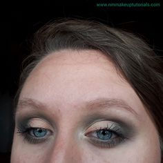For this weeks makeup tutorial, I am using the new makeup revolution palette fortune favours the brave. The colours in this palette are s... Green Eyeshadow Look, Cut Crease Eyeshadow, Cut Crease Makeup, Eyeshadow Looks, Eyeshadow Step By Step, Makeup Step By Step, Makeup Revolution Palette, Makeup Inspiration, Makeup Ideas