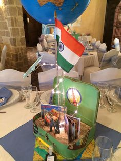 Around the world party ideas google search wedding for Around the world party decoration ideas
