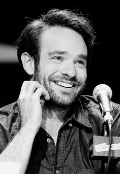 #Marvel:Daredevil Charlie Cox(Matt) Just a little bit obsessed with Charlie Cox, lately < That's okay! - The wolf that kills
