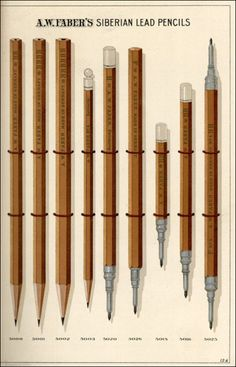 Pencils!