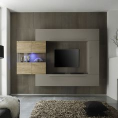 11 Best Meuble Tv Placo Images Tv Unit Design Tv Wall